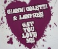 Gianni Coletti &amp; Lanfree &#8211; Say You Love Me (The Remixes)