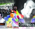 Kunique Too Beat Radio Show on Radio M20 Guest &#8220;Gianni Coletti&#8221; January 06th 2013